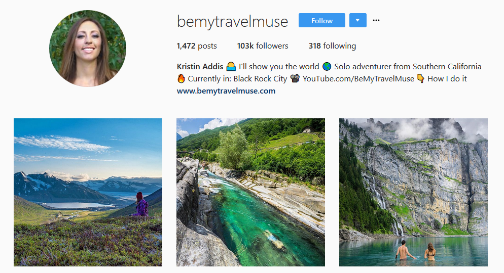 bemytravelmuse - Best Travel Blogs To Explore The Globe With – 2018