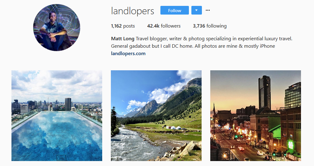 landlopers - Best Travel Blogs To Explore The Globe With – 2018
