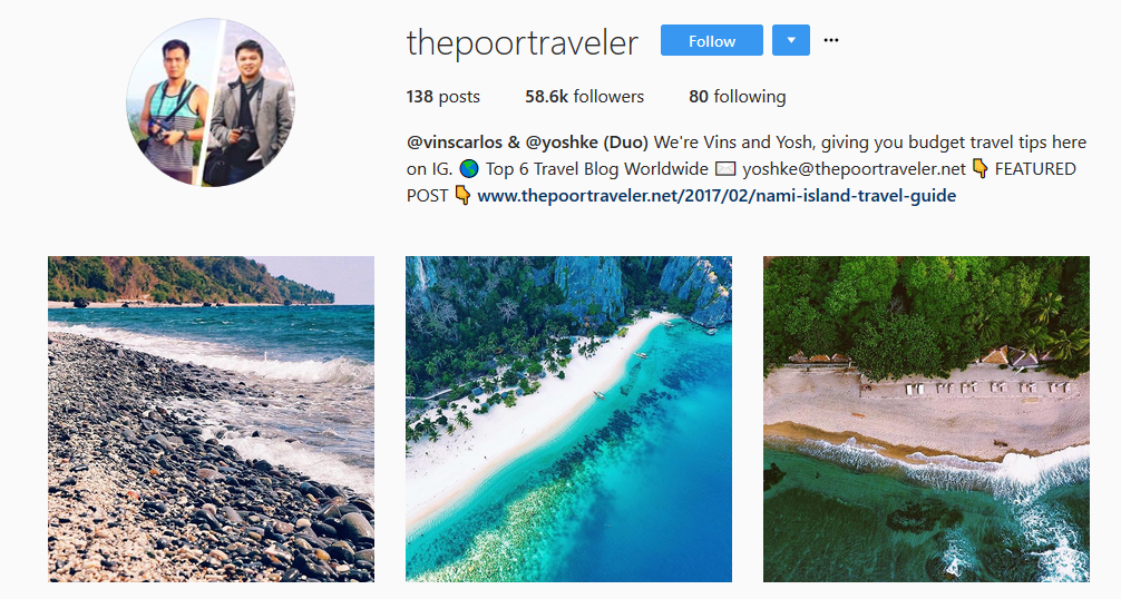thepoortraveler - Best Travel Blogs To Explore The Globe With – 2018